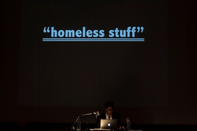 Homeless stuff