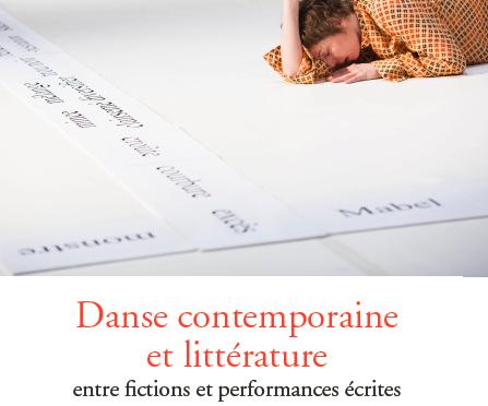 Lancement Danse contemporaine et littérature au CND (Pantin) le 1er avril 2015
